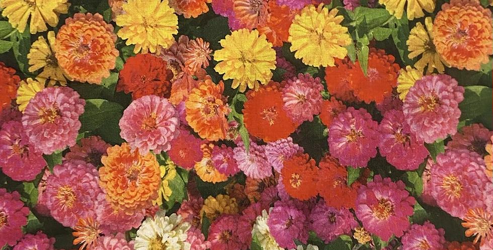 Flowers Booties