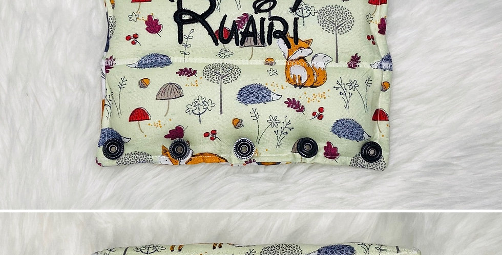 Foxes and Hedgehog Bar Cover