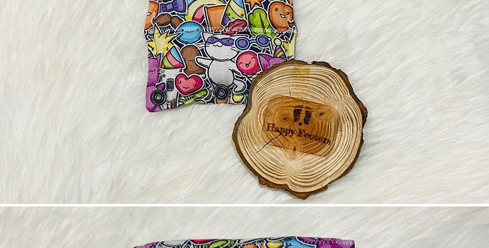 Colourful Cartoon Bar Cover