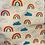 Thumbnail: Rainbow clouds Bar Cover