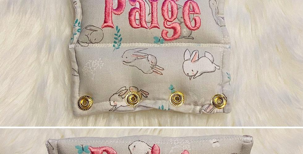 Rabbits on Gray Bar Cover