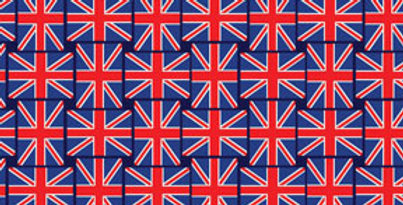 Union Jacks Bar Cover