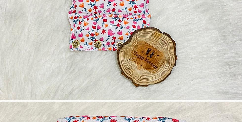 Cute Flowery Bar Cover