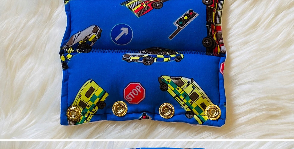 Emergency Services Bar Cover