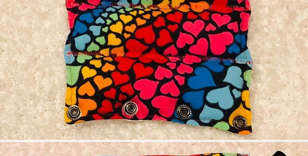 Love Hearts Bar Cover