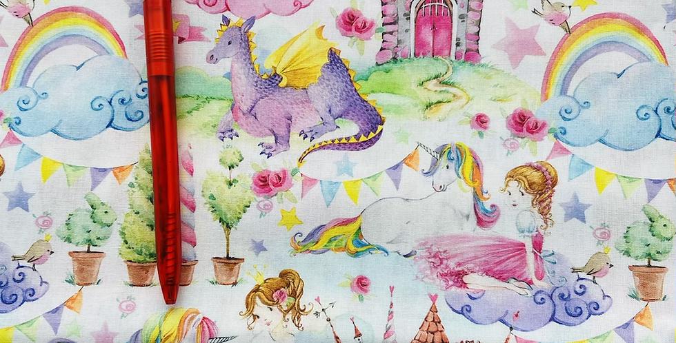 Fairytale Kingdom Bar Cover