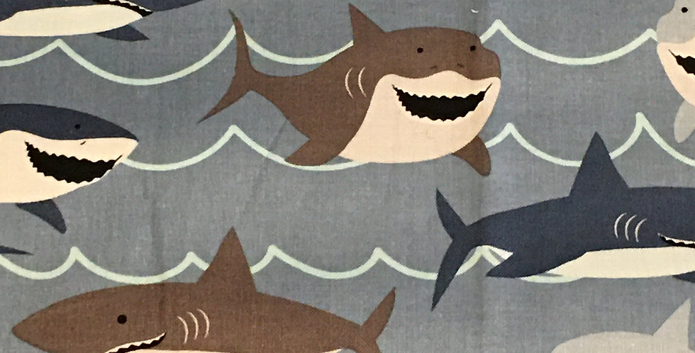 Happy Sharks Bar Cover