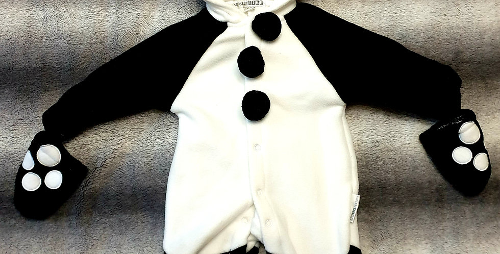 All In One Panda Suit