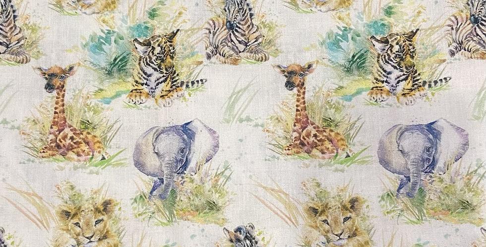 Chilled Safari Animals Bar Cover