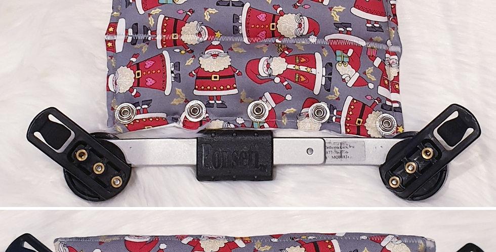 Xmas Santa with gifts Bar Cover