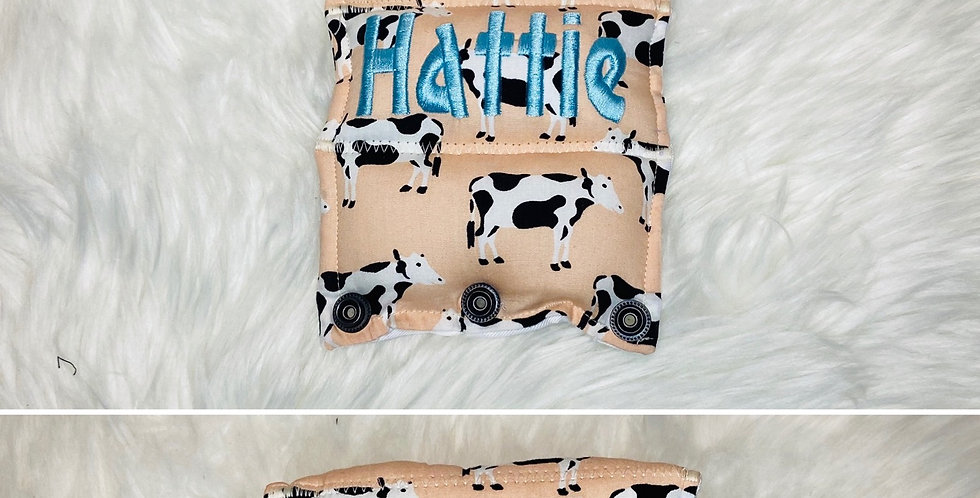 Farm Animals Cows Bar Cover