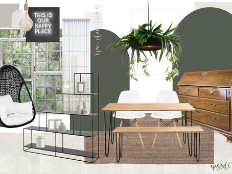 Open Plan Living | Shop 'Interior Design Masters' Episode 2