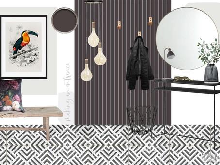 Make An Entrance | Shop 'Interior Design Masters' Lynsey Ford's Design Schemes