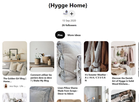 Your Ready Made Pinterest Board: Hygge Your Home