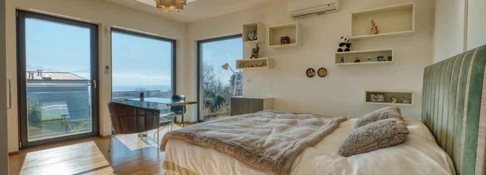 Villa Lutry chambre