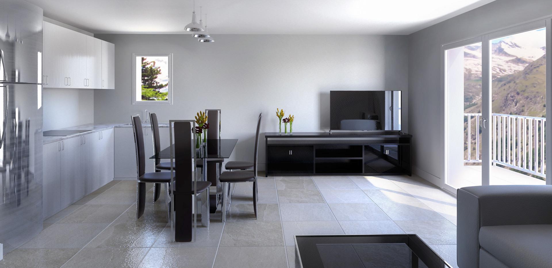 Colderio - appartement