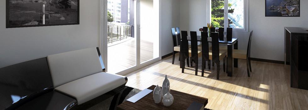 Colderio appartement