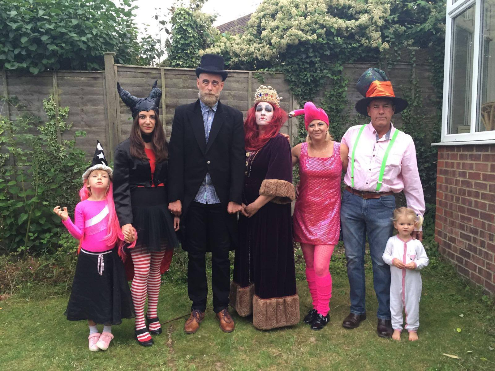 Mad Hatter family
