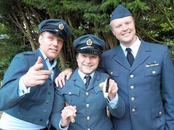 Uniforms USAF & RAF