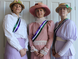 100 years since women secured the vote