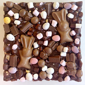 Easter Bunny Rocky Road
