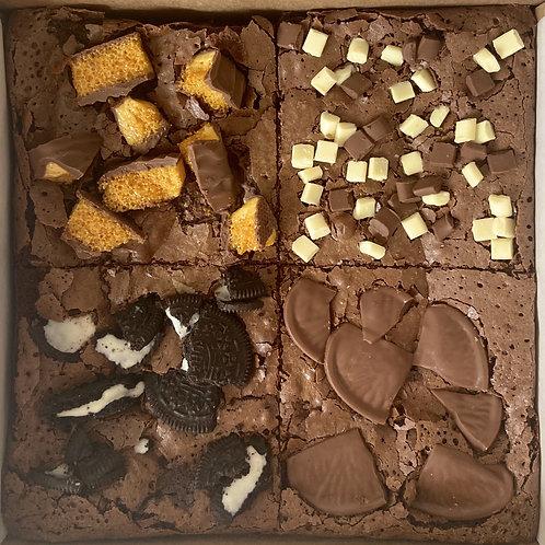 May Mixed Brownie Box