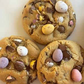 Mini Egg Cookies