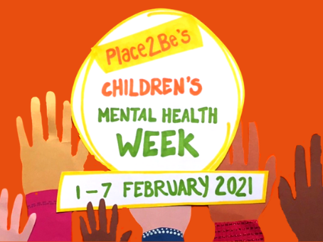 Children's mental health week, how can we support our children.