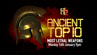 Ancient Top Ten: Most Lethal Weapons