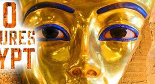 Top Ten Treasures: Egyptian Mummies