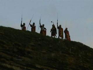 The Roman Invasion Of Britain
