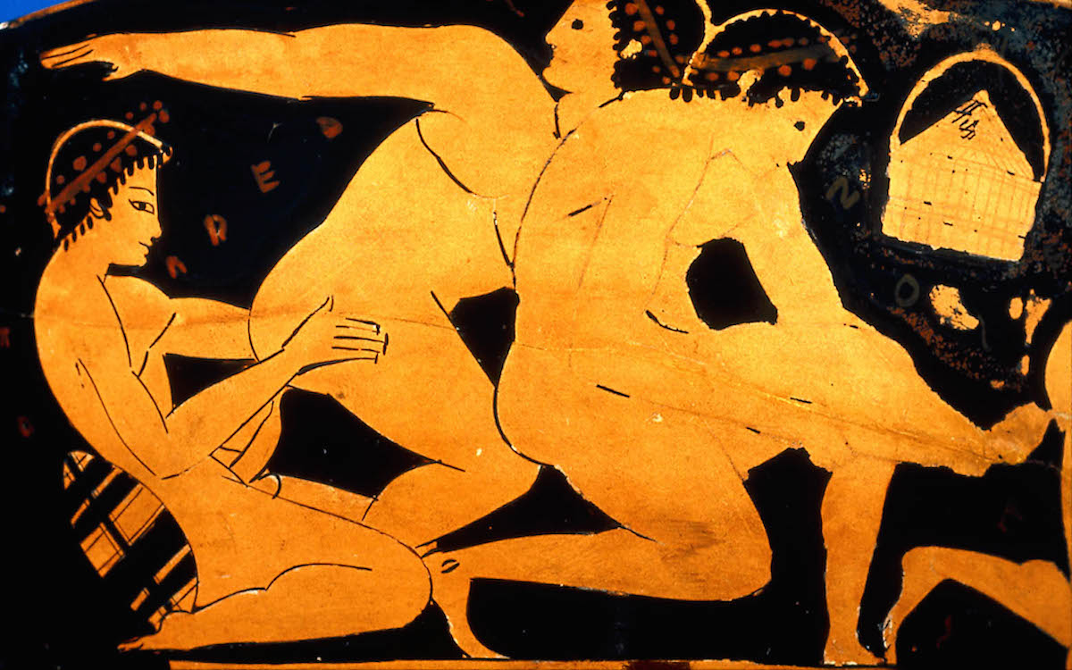 Sex in the ancient worlds