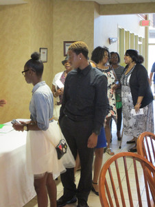 Pearls & Ivy Scholarship Brunch