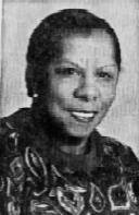 GKO Charter Member Lucille Walker