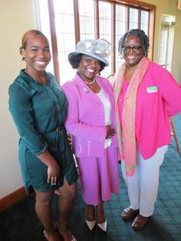 Pearls & Ivy Scholarship Brunch