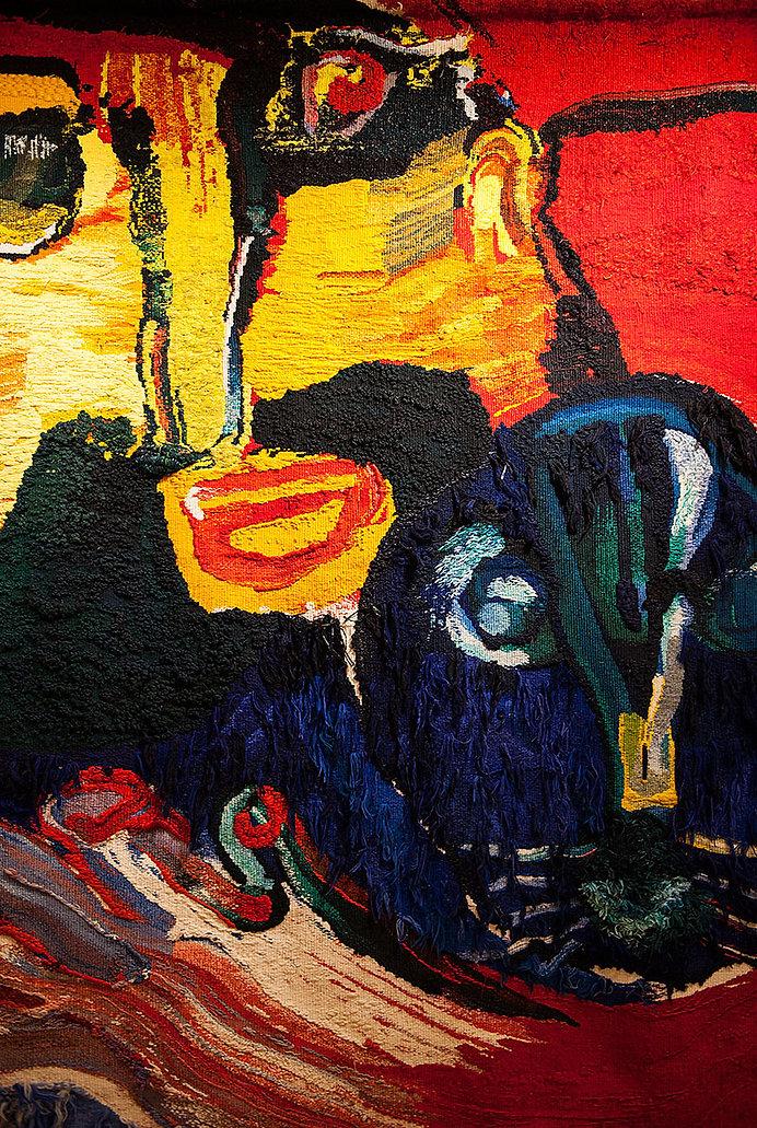 Bengt Lindström, Storsjö kapell, Marie Jonsson, Ingrid Ronkainen, Virve Arama, Curt Aspelin, internationella vandringsutställningen #Den fornnordiska mytologins mästare, Bengt Lindström