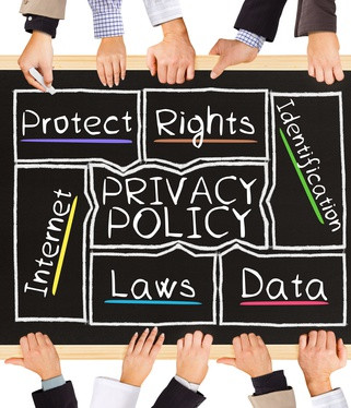 Privacy Policy Template General Data Protection Regulations - Data protection and privacy policy template