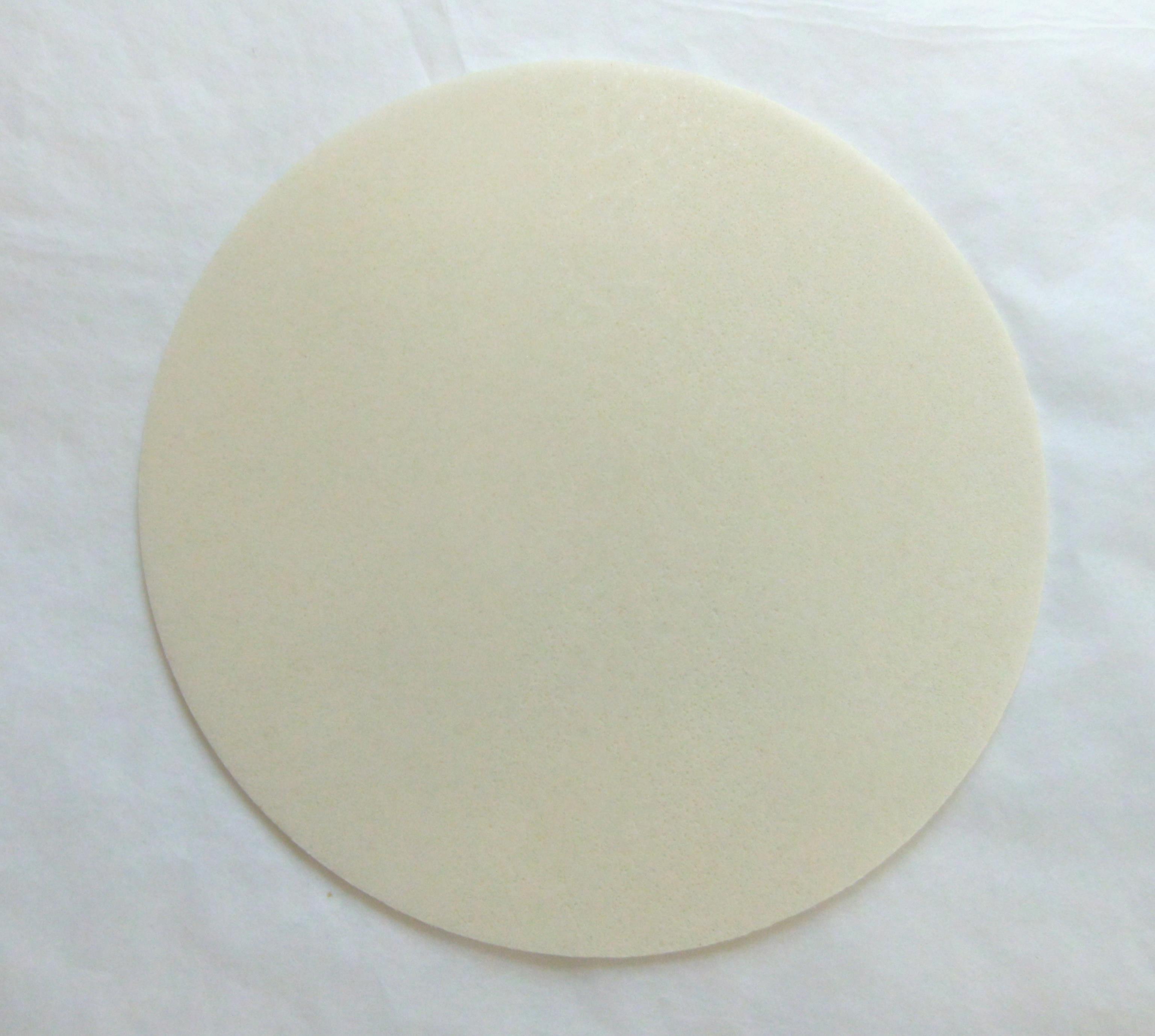 White 5inch concelebration bread