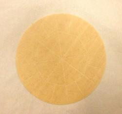 Brown concelebration bread