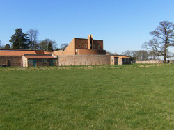 Thicket Priory Exterior
