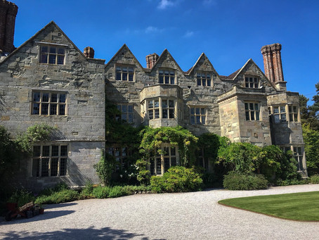Exceptionally Normal. Benthall Hall, an English country house with so much more...