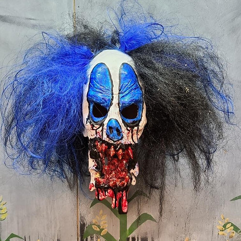 Blue/Black Meltdown Clown
