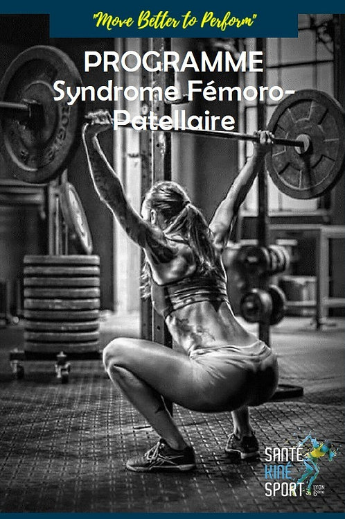 Syndrome fémoro-patellaire