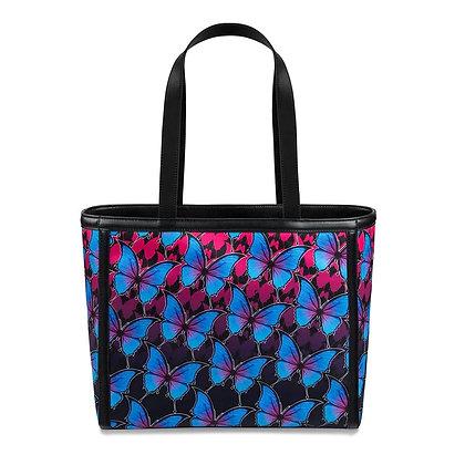Dark Butterfly Tote Bag