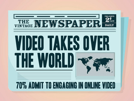 Why Has Video Become THE Hottest Digital Marketing Trend?
