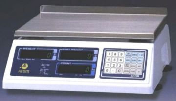 Easy Weigh AC-100-100lb COUNTING SCALE