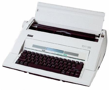 Nakajima WPT160 Typewriter