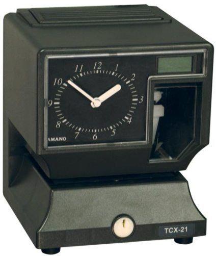 TCX21 Time Clock