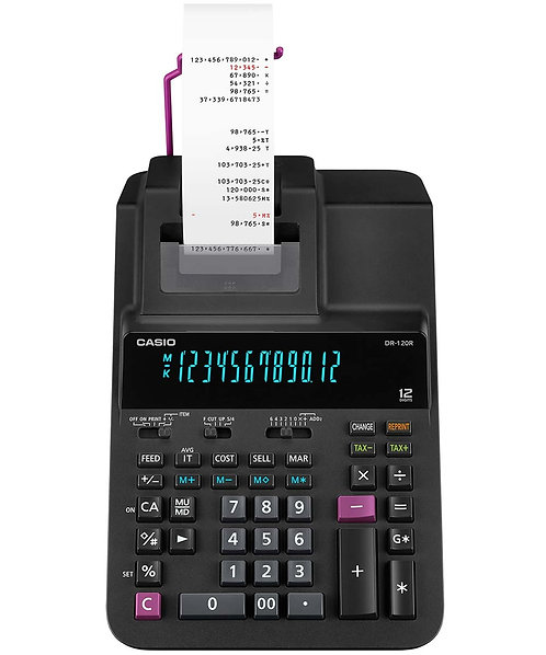 Calculator DR120R