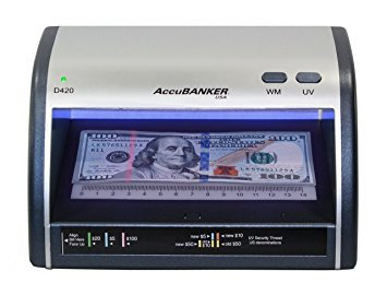 D420 Counterfeit Money Detector
